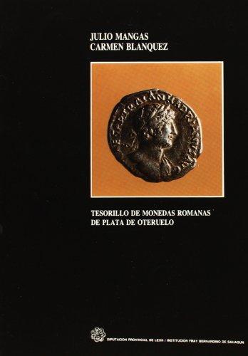 9788487081125: Tesorillo de monedas romanas de plata de Oteruelo (Spanish Edition)