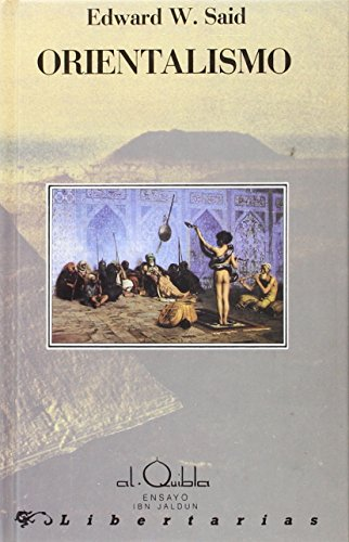 9788487095528: Orientalismo (Bolsillo (libertaria))