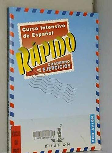 Rapido Cuaderno De Ejercicios: Cuaderno De Ejercicios: Lourdes Miguel y