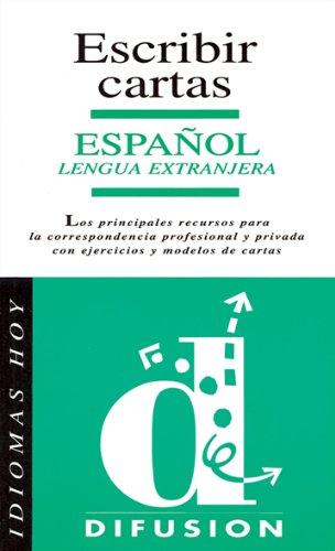 Idiomas Hoy: Escribir Cartas: Enrique Pastor
