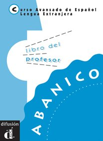 9788487099885: Abanico: Teacher's Book: Libro Del Profesor (Spanish Edition)