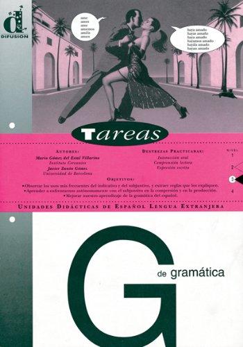 9788487099991: Tareas: G De Gramatica - 3