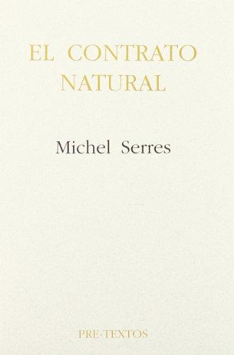 9788487101472: El contrato natural
