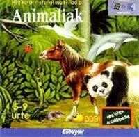 9788487114427: (cd-Rom) Animaliak (5-9 Urte) - Nire Lehen Entziklopedia