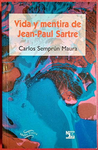 9788487169649: Vida y mentira de jean-paul sartre