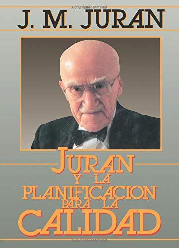 9788487189371: Juran Y La Planificación Para La Calidad