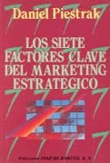 9788487189432: Los siete factores clave del marketing estratégico