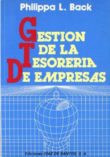 9788487189487: GESTION DE LA TESORERIA DE EMPRESAS
