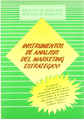 INSTRUMENTOS DE ANÁLISIS DEL MARKETING ESTRATÉGICO: Marketing Publishing