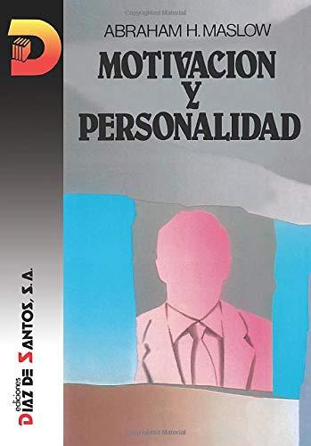 9788487189845: Motivacion Y Personalidad (Spanish Edition)