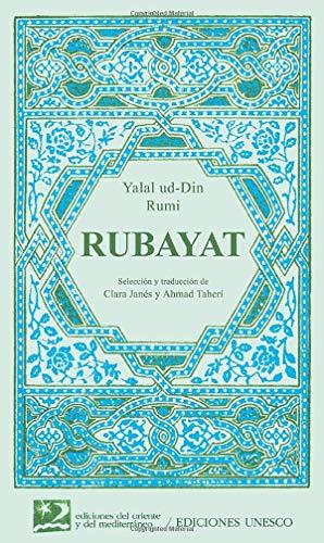 9788487198274: Rubayat (Poesía del Oriente y del Mediterráneo)
