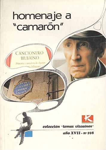 Homenaje a Camarón ( JulianEchevarría San Martín),: K-Toño Frade, Jose