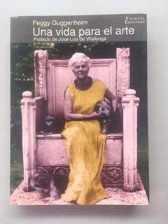 9788487265204: Una vida para el arte