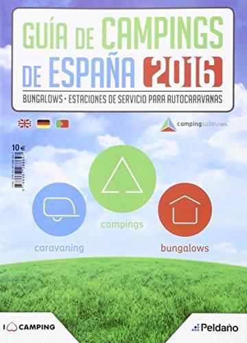GUIA DE CAMPINGS DE ESPA?A 2016 - AA.VV.