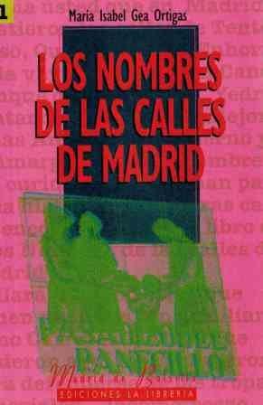 Los nombres de las calles de Madrid: Ortigas, Maria Isabel