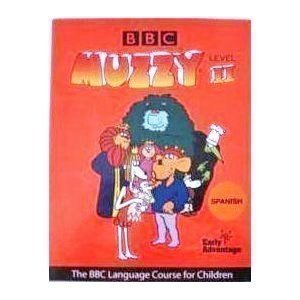 9788487299100: Muzzy Spanish Level II: The BBC Language Course for Children (a Video Spanish Course)