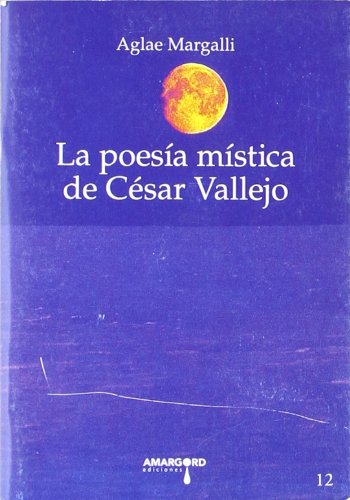 9788487302497: POESIA MISTICA DE CESAR VALLEJO