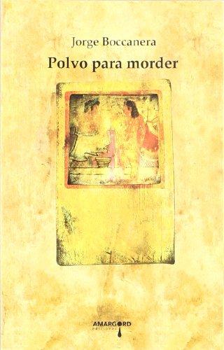 9788487302732: POLVO PARA MORDER