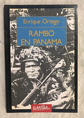 9788487303036: Rambo en Panamá (Gakoa liburuak) (Spanish Edition)