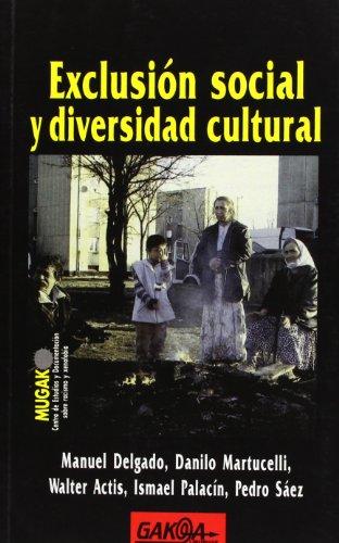9788487303715: Exclusion social y diversidad cultural