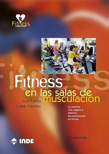 9788487330544: Fitness en las salas de musculación