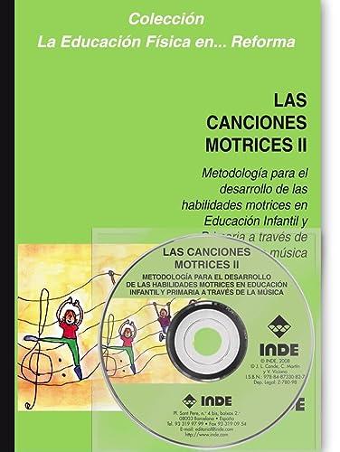 Canciones Motrices II, Las - Con Un: Jose Luis Conde