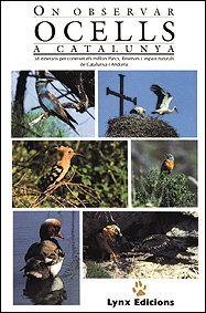 9788487334016: On Observar Ocells a Catalunya (Descubrir la Naturaleza)