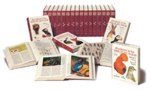 9788487334092: Handbook of the Birds of the World: Complete Series