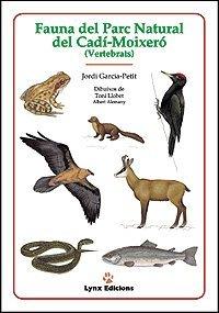 9788487334238: La Fauna del parc Natural del Cadi-Moixeró (Descubrir la Naturaleza)