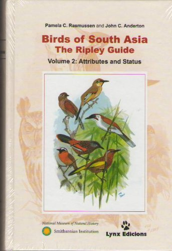 9788487334665: Birds of South  Asia: The Ripley Guide. Vol.II: 2 (Descubrir la Naturaleza)