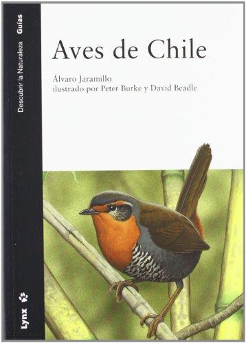 9788487334870: Aves de Chile (Descubrir la Naturaleza)