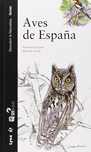9788487334887: Aves de Espana (Guia)