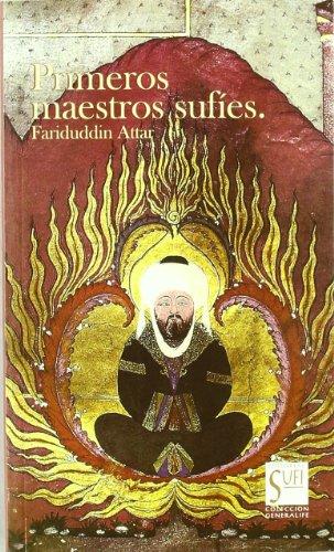 9788487354434: Primeros maestros sufíes