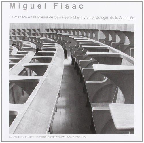 9788487381393: Miguel Fisac