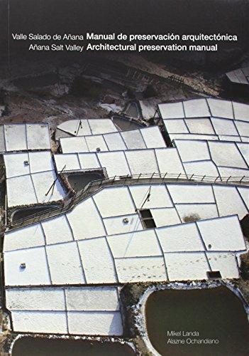 Manual de preservacion arquitectonica - Valle salado de a?ana: n/a