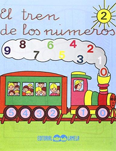 9788487383021: Matemáticas. El Tren De Los Números - Cuaderno 2