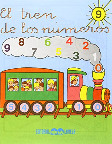 9788487383090: Tren De Los Números 9