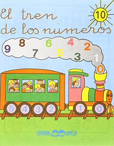 9788487383106: Tren De Los Números 10