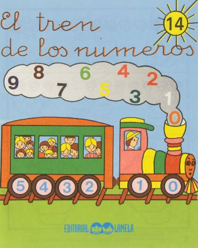 9788487383144: Tren de los números, el, n. 14