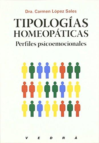 9788487456152: Tipologias Homeopaticas