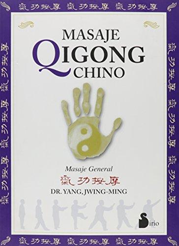 9788487476723: Masaje Qigong chino: Masaje general