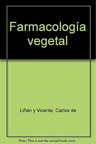 9788487480317: Farmacologia vegetal
