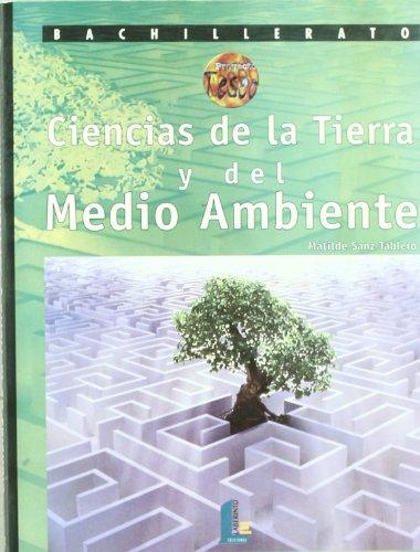 9788487482441: Ciencias tierra medio ambiente. 2.º bachillerato
