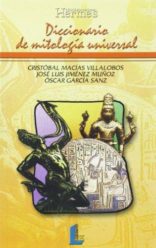 9788487482809: Diccionario de mitología universal