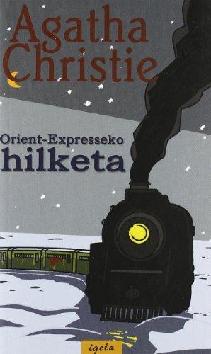 9788487484582: Orient-Expresseko Hilketa (Enigma)