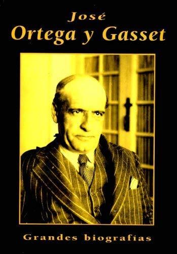 9788487507540: José Ortega y Gasset