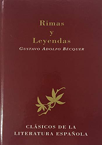 9788487507588: Rimas y Leyendas (Clásicos de la literatura española)