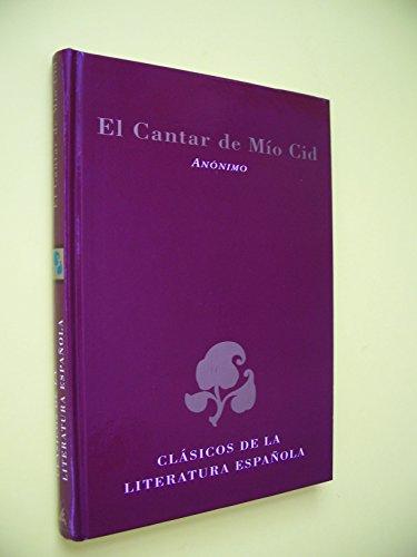 9788487507632: El Cantar Del Mio Cid