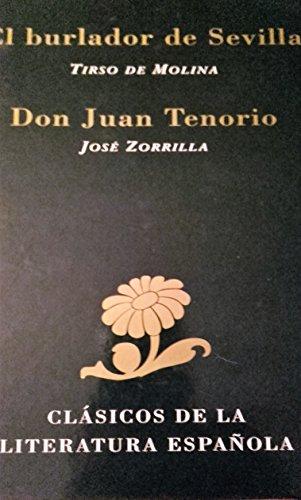 El burlador de Sevilla ; Don Juan: Molina, Tirso De;