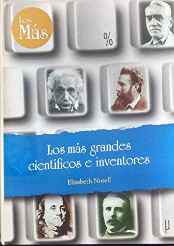 9788487507793: Grandes científicos e inventores (Los más--)